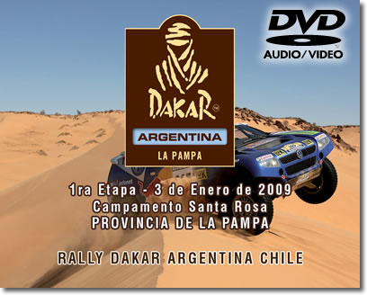 DVD Video promocional